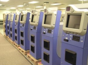 row-of-kiosks